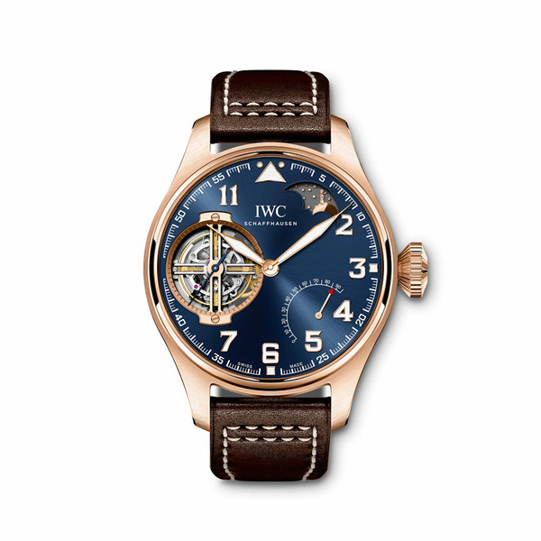 iwc 萬國表全新飛行員系列腕表 即將亮相 2019 年日內瓦國際高級鐘表圖片
