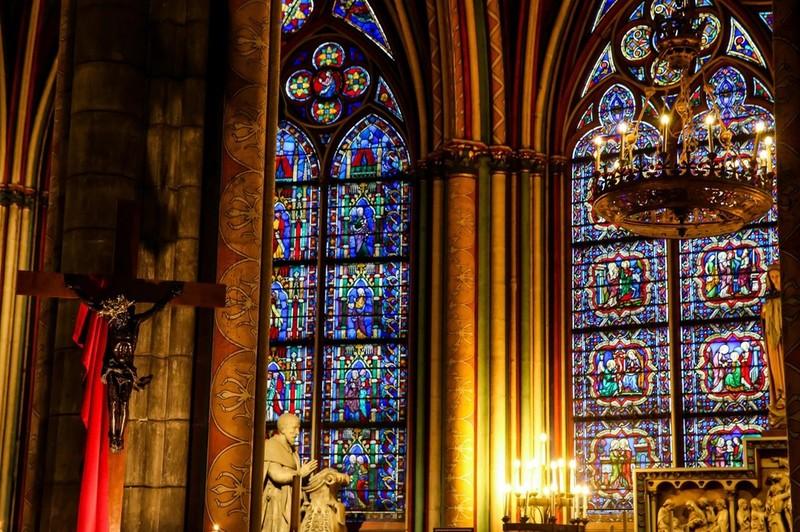 巴黎圣母院昔日風光 尋找雨果筆下的敲鐘人