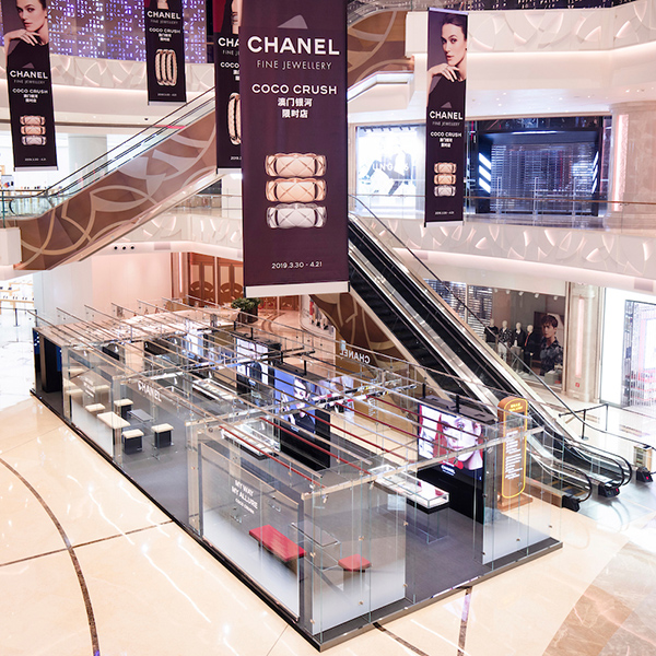 CHANEL COCO CRUSH限时店首次踏足澳门进驻「澳门银河」