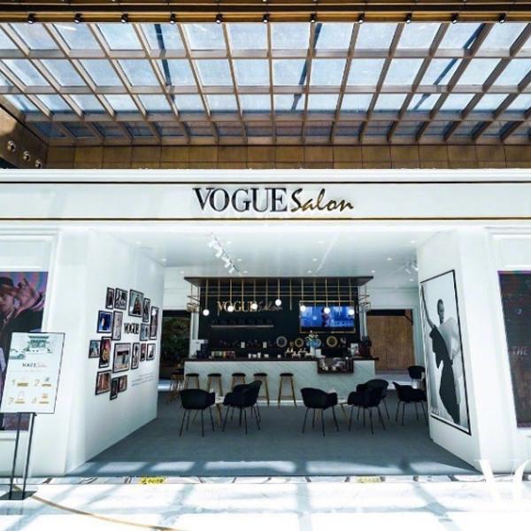 Vogue Salon西安站 体验城市新灵感 社交让人更美