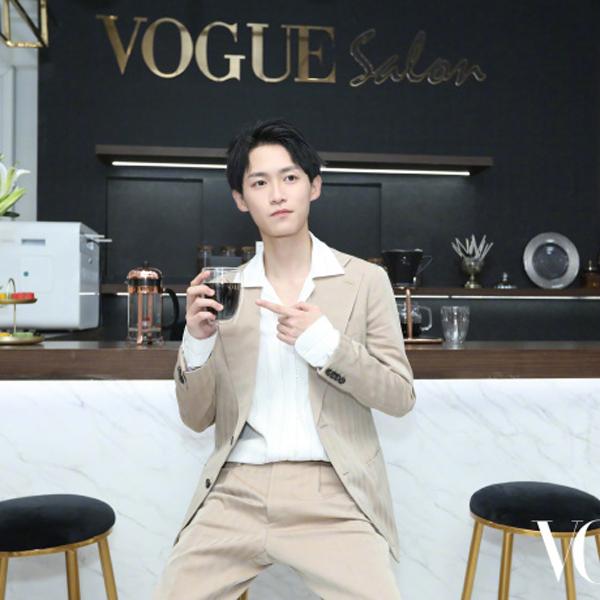 Vogue Salon社交让人变美 一日店长查杰就位