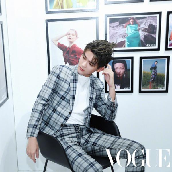 Vogue Salon深圳站 熊梓淇惊喜亮相