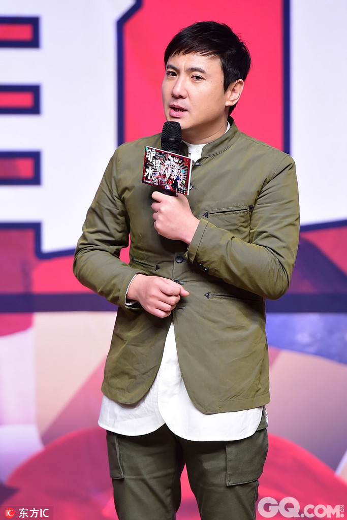 2016年10月24日,北京,电影《驴得水》首映式举行。开心麻花第二部电影《驴得水》24日在北京举行首映式。