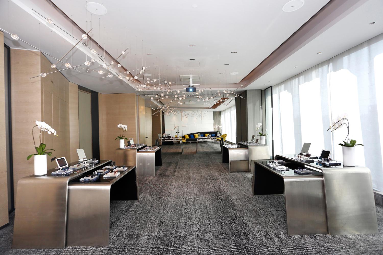 2017年4月20日,意大利时尚眼镜集团MARCOLIN于北京为集团旗下多个品牌举办2017秋冬系列媒体预览,展出品牌包括:DIESEL,ERMENEGILDO ZEGNA,GUESS,MONTBLANC,SWAROVSKI与TOM FORD。