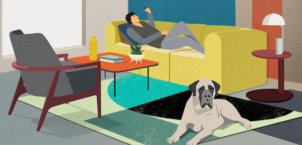 提前30天调整家居布置,为狗年顺风顺水做准备!