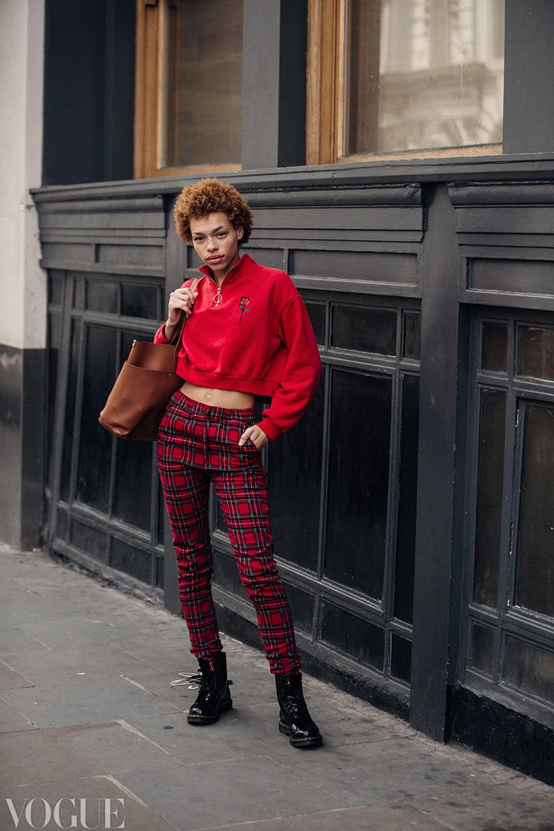 2019伦敦春夏时装周街拍DAY2