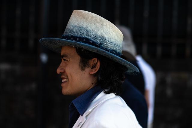2019年6月佛罗伦萨男装周街拍DAY2