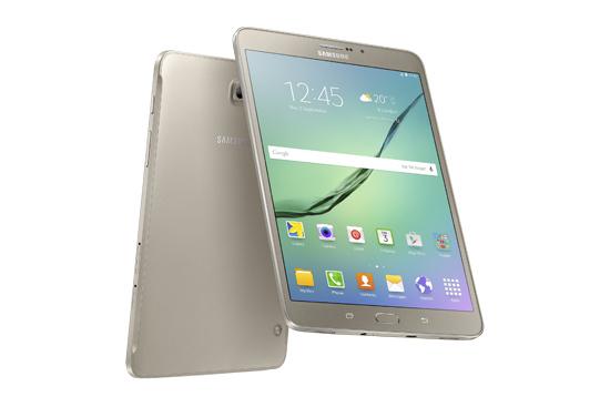 为私享时光而生 三星Galaxy Tab S2平板电脑上