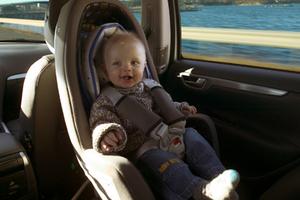 给Baby最大的关心 汽车内饰如何达到婴儿标准