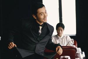 《撒娇女人最好命》 黄晓明卖腐露肉男人也撒娇