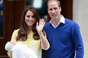 英国小公主诞生 看哪国公主最萌