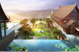 西双版纳万达文华度假酒店即将荣耀揭幕