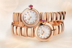 巴塞尔的无限创意 宝格丽风格腕表