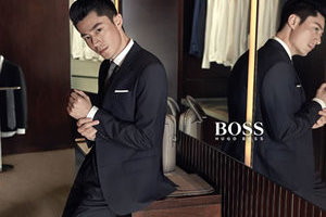 霍建华与HUGO BOSS | Man of Today