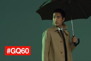 GQ 60 | 风雨衣竟然可以变得又时髦又实用