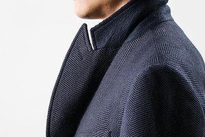 双排扣overcoat的小知识