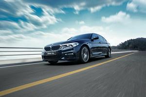 全新一代BMW 5系Li面世