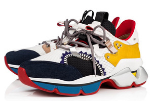 CHRISTIAN LOUBOUTIN 正式推出第一款男士跑鞋
