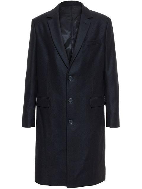 冬季大衣穿搭守则