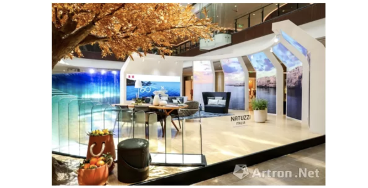 NATUZZI 60周年全国巡展首航,杭州站启动