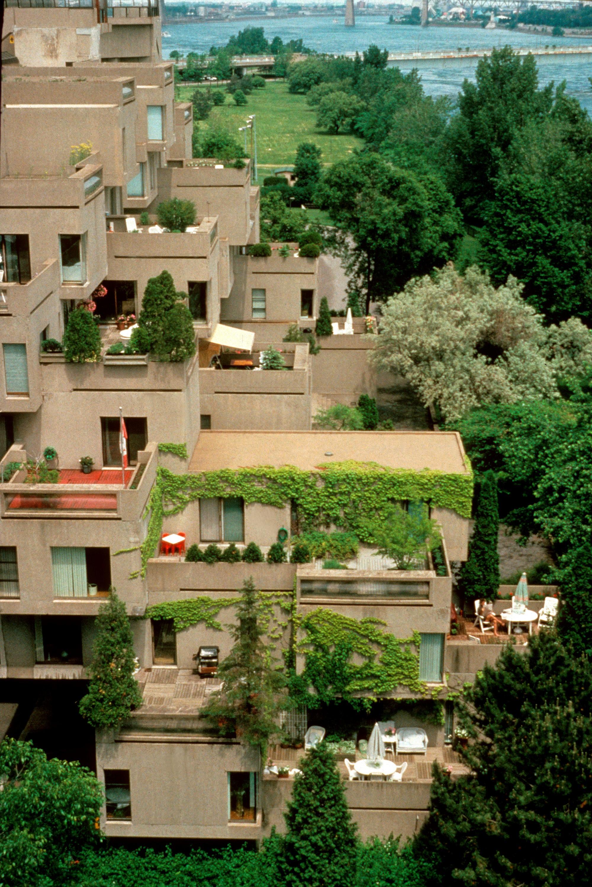 居之自然|摩西·萨夫迪的新住宅理想