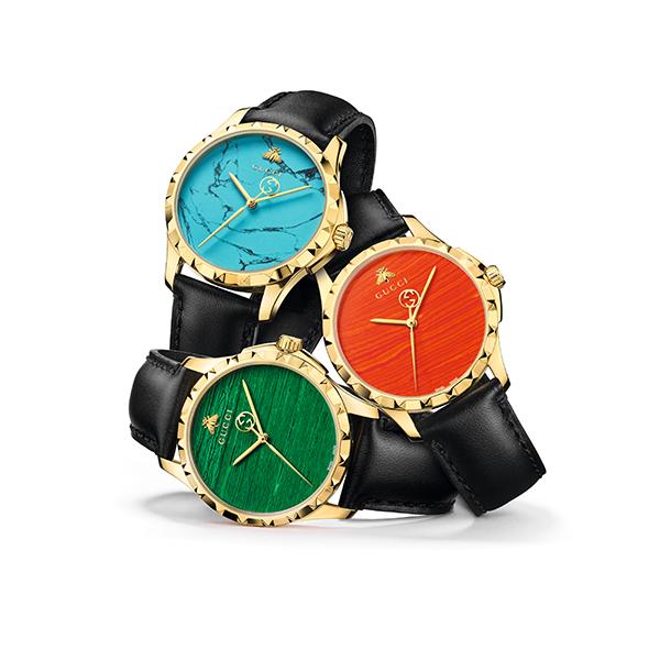 huge discount 099f2 5d054 GUCCI2016巴塞尔国际钟表珠宝展新品